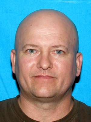 Michael Shane Baker, wanted fugitive by the TBI