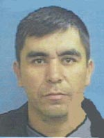 Jose Antonio Barroso, wanted fugitive by the FBI