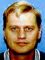 Curtis Lee Brovold, wanted fugitive by the FBI