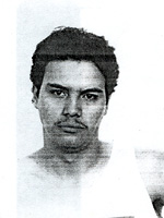 Henry Enriquez, wanted fugitive by the FBI