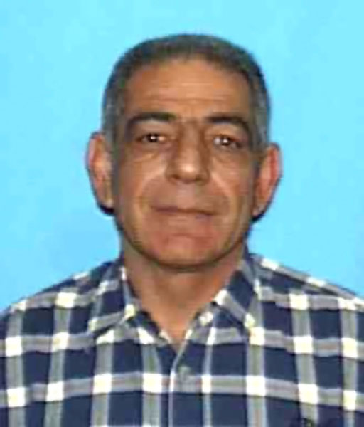 Levon Petrosian, wanted fugitive by the US Secret Service