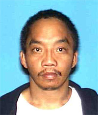 Abraham Santos Sayas, wanted fugitive by the USPIS