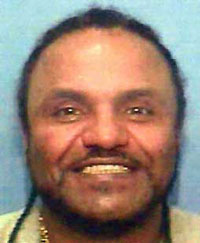 Benu Apache Shango or Guy J. Cousin, wanted fugitive by the US Secret Service