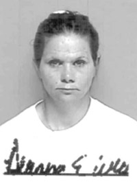 Deanna Elizabeth Weaver, wanted fugitive by the US Postal Inspection Service