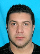 Payam Zanjanipour, wanted fugitive by the TN Bureau of Investigation